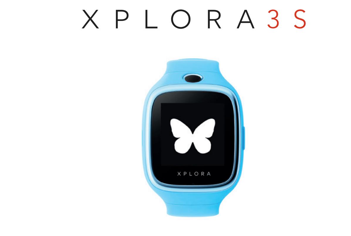 XPLORA 3S: Install/activate app & watch – XPLORA